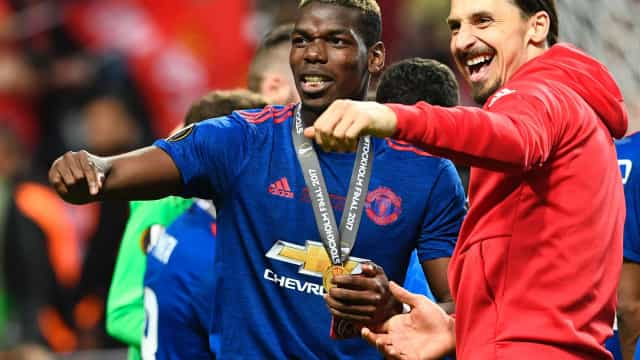 "Pogba sai em defesa de Ibrahimovic: ""Racista, ele? Não brinquem..."""