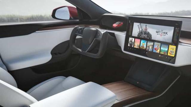 Tesla desvenda nova versão do Model S e Model X com volante surpreendente