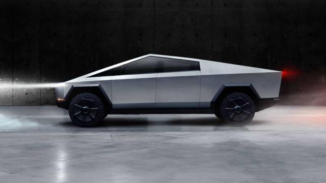 Tesla Cybertruck começa a ser entregue este ano