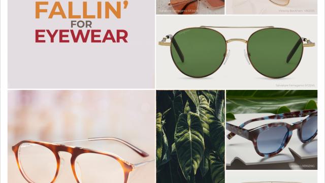 Cores ricas e padrões tartaruga: Estes são os óculos must-have da estação