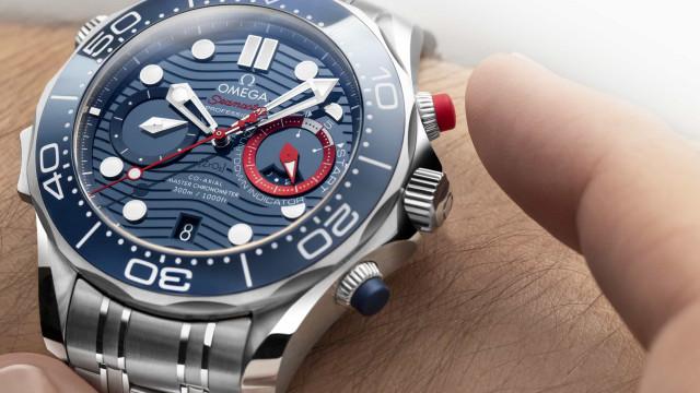 OMEGA Seamaster Diver 300M: Um relógio para toda a vida