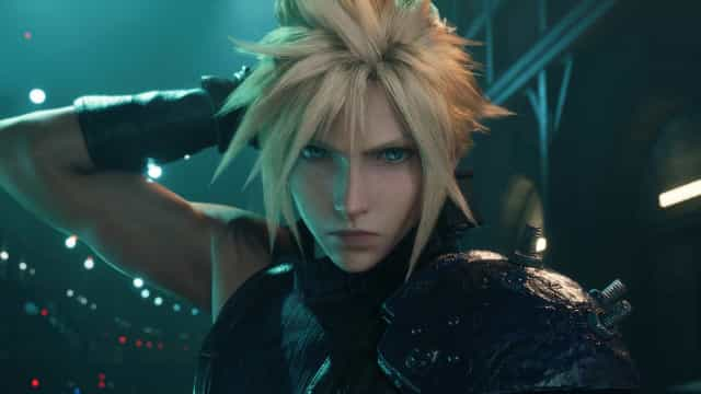 'Final Fantasy VII Remake' anunciado para PS5... com episódio especial