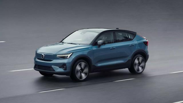 Volvo apresentou o C40 Recharge, o seu segundo carro elétrico