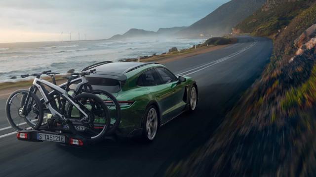 Porsche surpreende e desvenda duas bicicletas elétricas