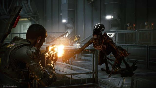 Fãs de 'Aliens', há um jogo a caminho que pode ser do vosso interesse