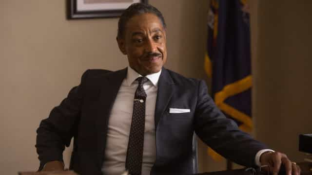 Entrevista a Giancarlo Esposito, de 'Godfather of Harlem' e 'Mandalorian'
