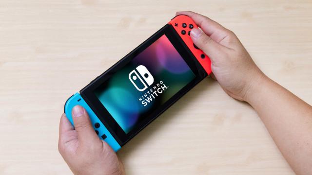 Nintendo está a desenvolver novo comando para a Switch