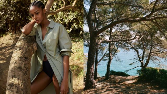 Mango apresenta coleção comfy e sustentável inspirada no Mediterrâneo