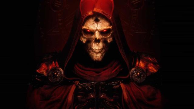 O regresso de um clássico. Veja as novas imagens de 'Diablo II'