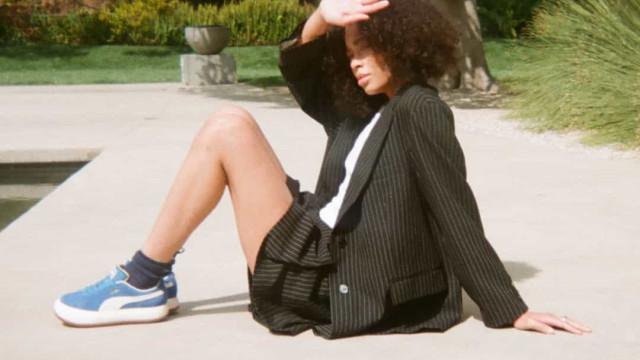 PUMA lança os Suede Mayu com influência do streetwear na alta costura