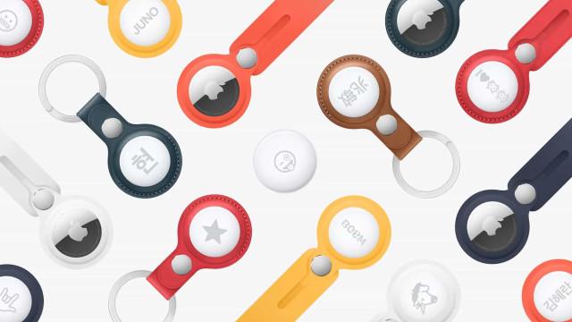 Apple vai ajudá-lo a não voltar a perder as chaves de casa