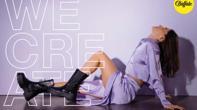 Ousadia e originalidade. A nova coleção da BUFFALO é 'bolder than ever'!