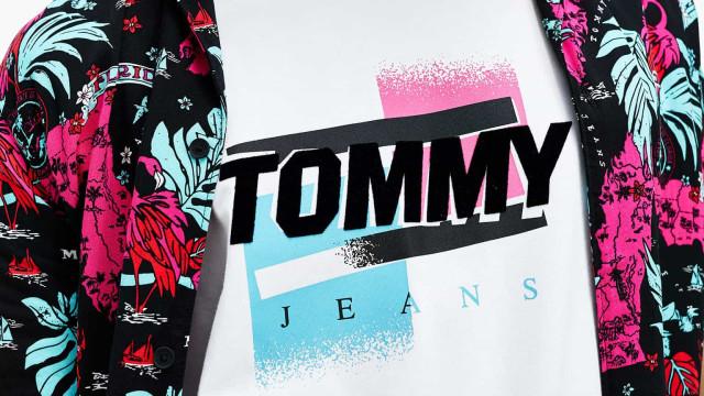 Bem-vindo a Miami: Tommy Jeans apresenta 'Old School South Beach Swag'