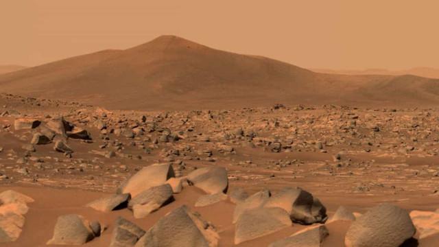 Perseverance começou a procurar por sinais de vida em Marte