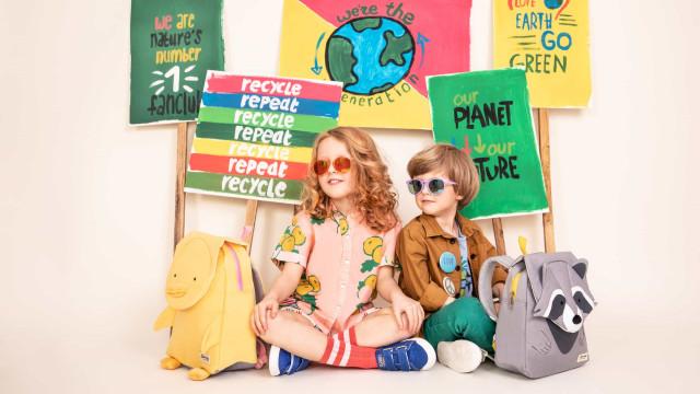 'Happy Kids': Samsonite lança linha de malas para crianças