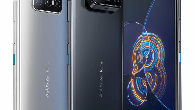 Zenfone 8 já chegou. Conheça os novos topos de gama da Asus