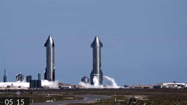 SpaceX partilhou detalhes sobre o teste do seu novo foguetão