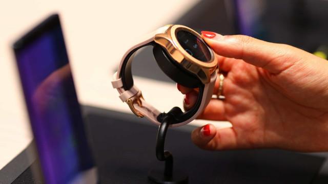 Relógio da Samsung terá uma novidade de peso