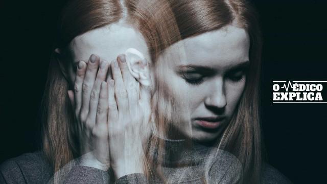 O médico explica: Doença bipolar, entre depressão e euforia. Entenda