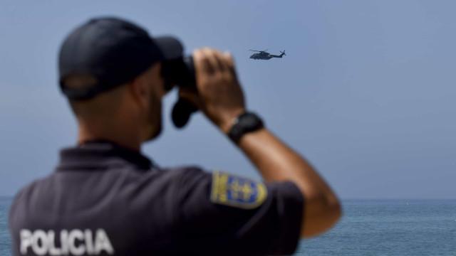Polícia Marítima portuguesa resgatou mais 37 migrantes na Grécia