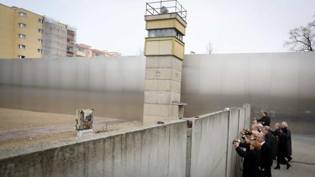 Berlim assinala queda do muro com mais de uma centena de eventos