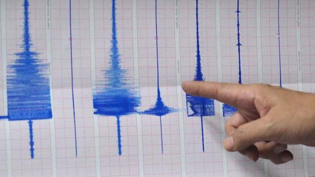 Forte sismo com magnitude 5,9 atinge o sul da China