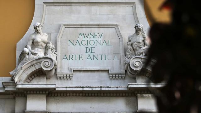 Museu Nacional de Arte Antiga exibe pintura de Frei Pedro Machado