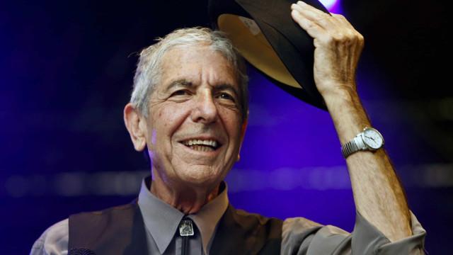 Álbum póstumo com músicas de Leonard Cohen sai em novembro