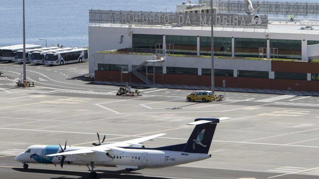 Ventos obrigam a desviar quatro aviões com destino à Madeira