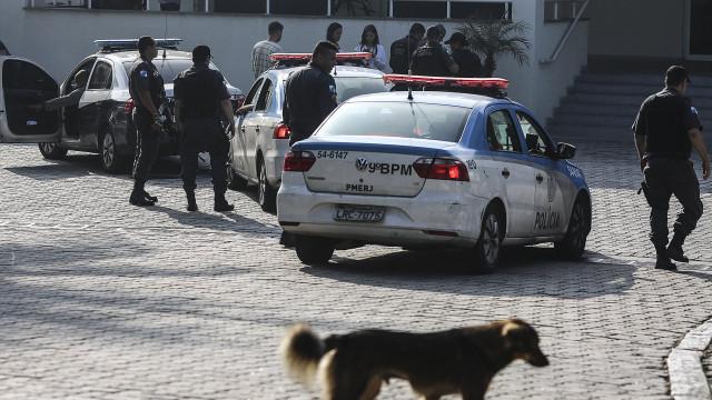 Polícia do Rio de Janeiro matou 558 pessoas de janeiro a abril
