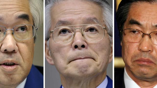Ex-responsáveis de central nuclear do Japão conhecem hoje sentença