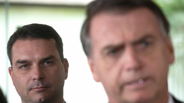 PGR recorre de suspensão às investigações contra filho de Bolsonaro