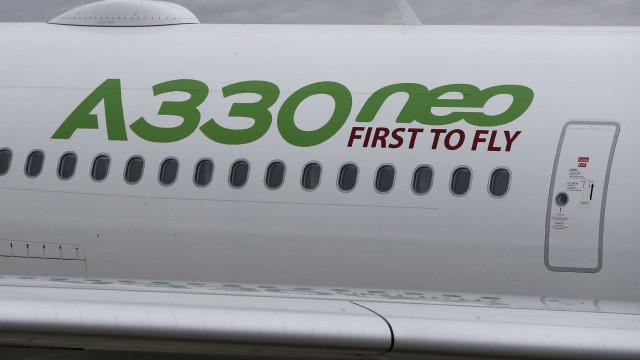 Presidente da TAP fala em 'fake news' sobre aviões A330neo