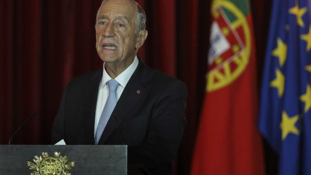 Marcelo faz alerta ao poder político sobre combate à corrupção