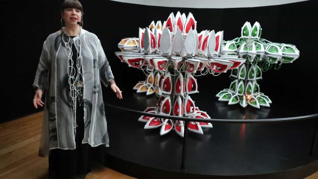 'I'm your mirror' de Joana Vasconcelos é inaugurada no sábado na Holanda