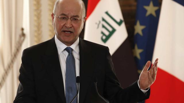 Iraque não se quer ver envolvido num novo conflito no Médio Oriente