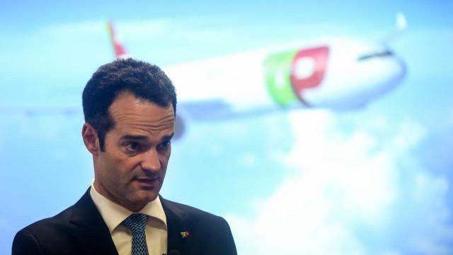 Antonoaldo Neves diz que TAP não tinha proteção de combustível