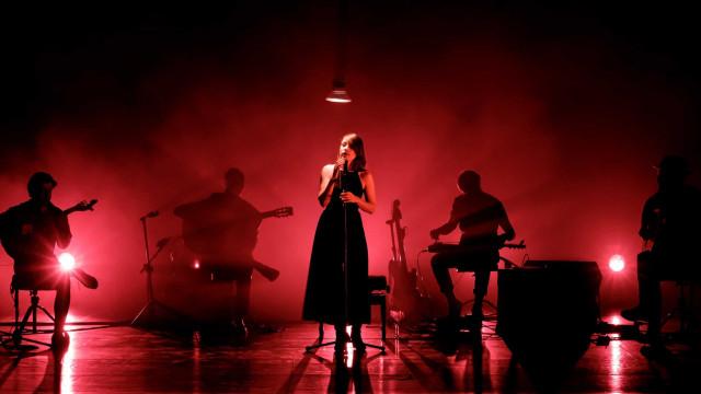 Carminho nomeada para prémio britânico Lukas pelo álbum 'Maria'