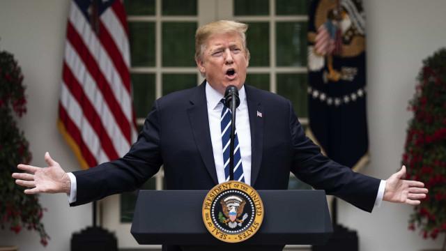 Juiz federal bloqueia plano de Trump para construir muro na fronteira