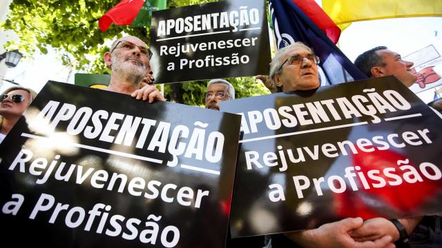 Portugal vai precisar renovar metade da classe docente na próxima década