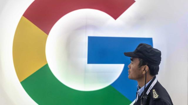 Google quer relatório de impacto nos direitos humanos no regresso à China