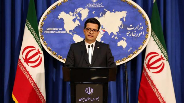 Irão diz que novas sanções dos EUA significam fim da diplomacia