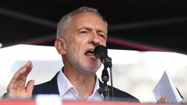 Corbyn critica eleição de Boris Johnson por conservadores e pede eleições