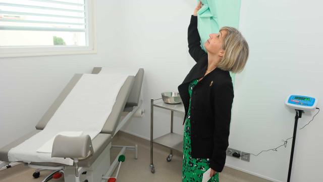 """Ministra da Saúde diz que transformar SNS """"é o grande desafio"""" do futuro"""