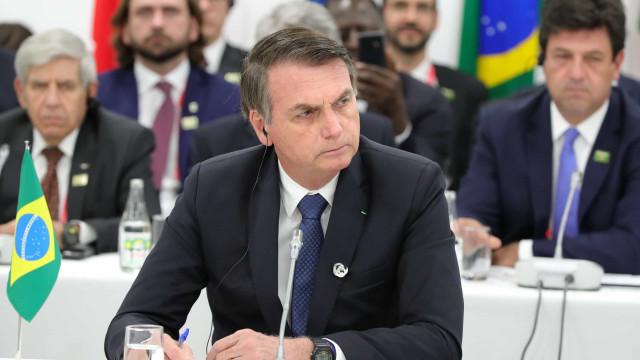 Bolsonaro não recorre da absolvição do homem que o esfaqueou