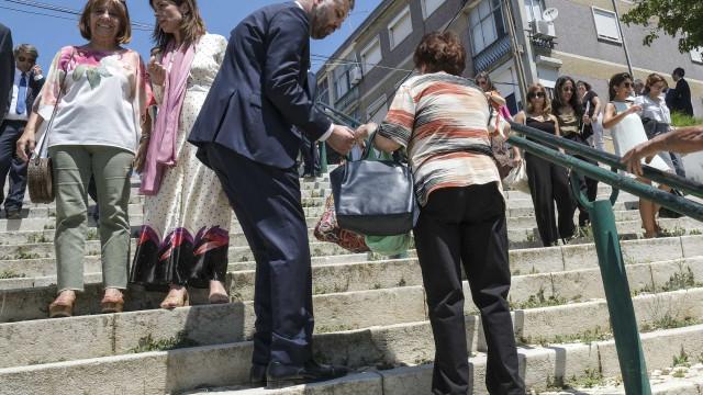 Ministro diz que política de habitação visa melhorar vida dos portugueses
