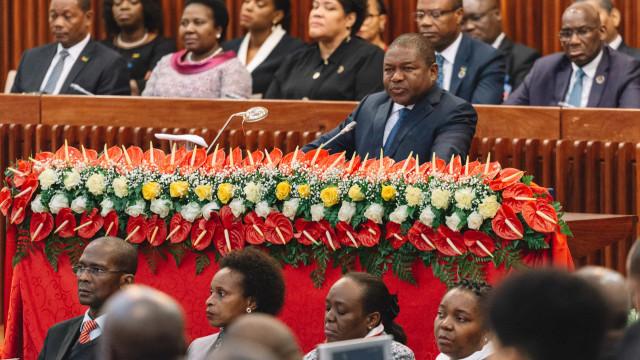 Presidente de Moçambique inicia visita de trabalho à Rússia