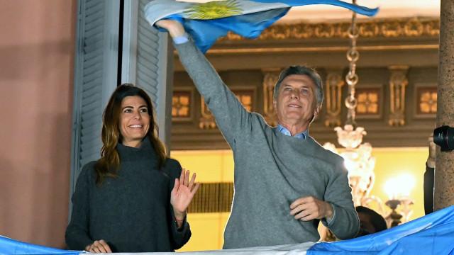 Milhares na Argentina marcham para apoiar Governo de Macri
