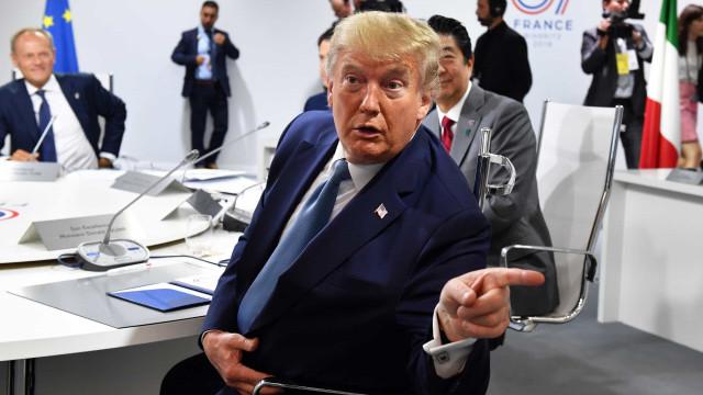 EUA e Japão chegaram a um acordo comercial de princípio