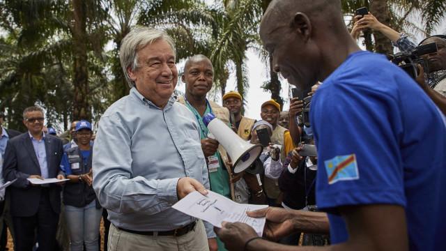 Guterres diz que ONU tem perspetivas positivas sobre países lusófonos